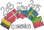 Logo - Comenius 2012-2015 Avtor: Viktorija Šafarič
