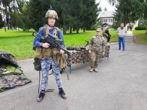Na obisku pri Slovenski vojski v Mariboru