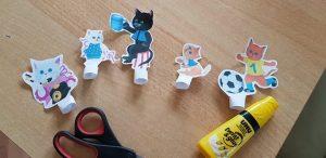 Dan dejavnosti v 4. razredu – Mačje mesto
