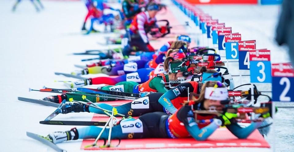 Svetovno prvenstvo v biatlonu Pokljuka 2021